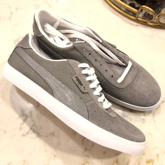 Puma Shoes | Nwot Puma G Vilas Grey